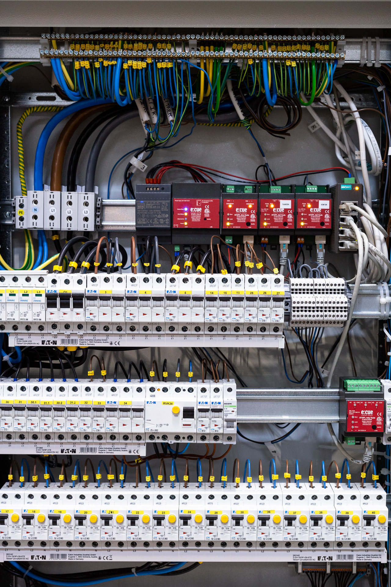 on advanced wiring solutions